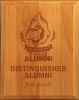 All American Ogee-Edge Red Alder Plaque Plaques