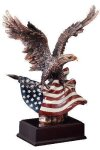 Eagle Cast / Resin Statues